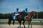 Rosemary Homeister Jr.and Special Dinner--third race at TBD, April 22 Photo:  Steven Buckner