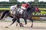 City of  Weston wins the Big Drama Stakes at Gulfstream in 2013