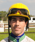 Jockey Antonio Gallardo