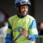 Jockey Edgard Zayas