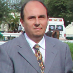 Trainer Antonio Sano