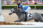 Mohaymen wins the 2016 Holy Bull at Gulfstream