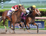 Sonic Mule edges State of Honor in the 2017 Mucho Macho Man